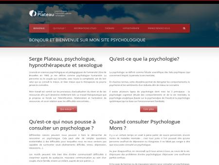 Serge Plateau - psychologue et...