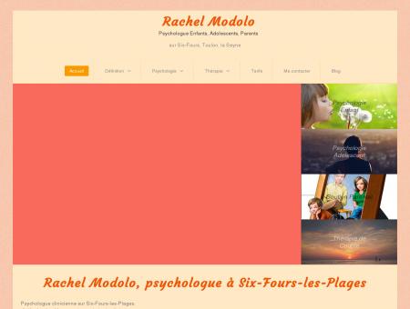 Psychologue Rachel Modolo à six-fours-les...