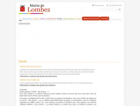 Santé | Mairie de Lombez