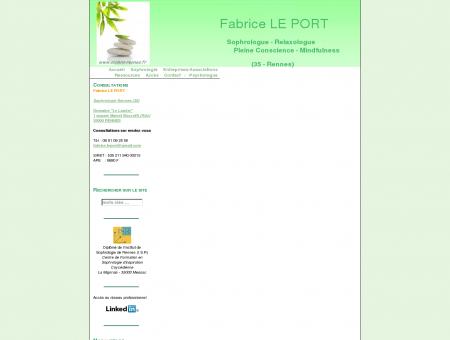 Sophrologue Rennes (35) - Mindfulness -...