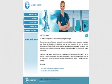 Médecin Alcoologue : médecin & psychologue...