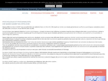 Psychologue à Dijon en Côte-d'Or