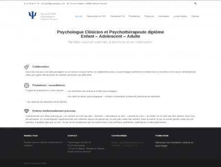 Cabinet de psychologie | Pascal OLIVIER...