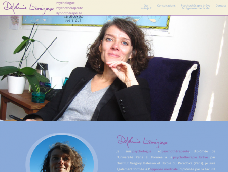 Psychologue Psy Hypnose Limoges - Delphine...