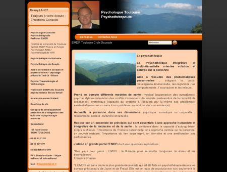 Psychologue Toulouse EMDR...