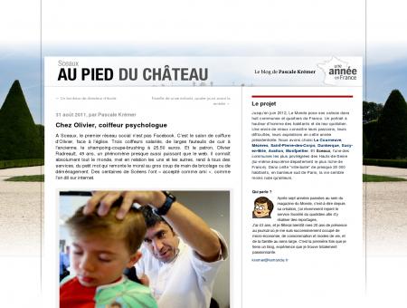 Chez Olivier, coiffeur psychologue | Sceaux, au...