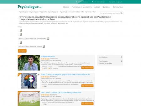 Psychologie comportementale Montauban -...