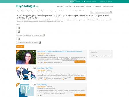 Psychologue enfant précoce Marseille -...