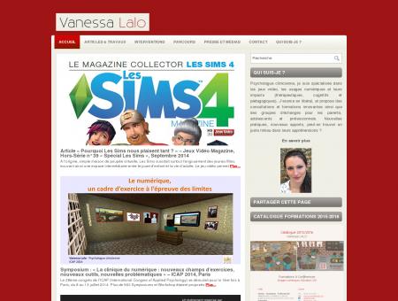 Vanessa Lalo | Psychologue des usages...