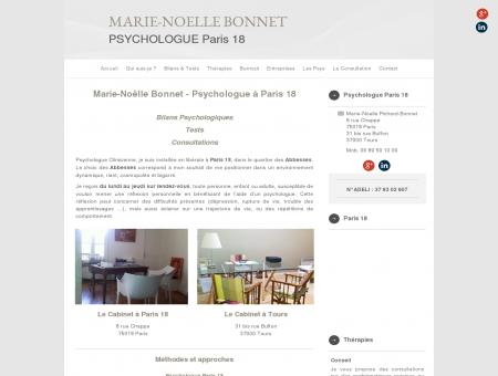 Marie-Noelle Pichard-Bonnet - Psychologue...