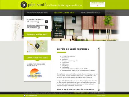 pôle santé du Bassin de Mortagne-au-Perche -...