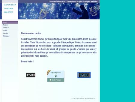Accueil - Cabinet de Psychologie de KARINE...