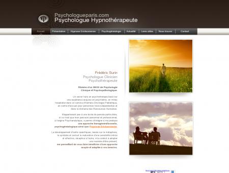 Frédéric Surin, Psychologue, Psychothérapeute,...