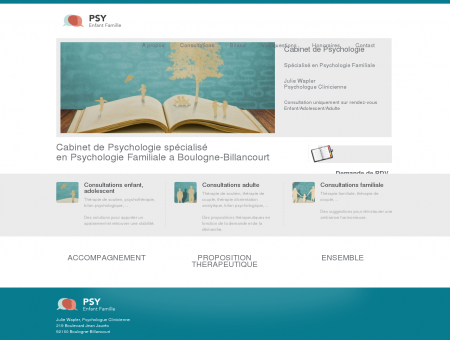 Psy-Enfant-Famille  Cabinet de Psychologie à...