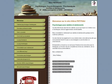 Bienvenue - Psychologue Vendargues, Castries
