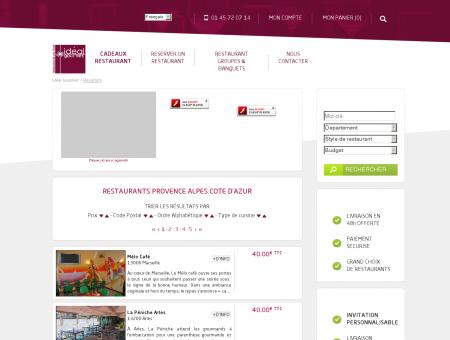 Restaurants Provence Alpes Cote d'Azur :...