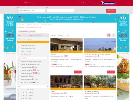 Restaurants Provence-Alpes-Côte d'Azur -...
