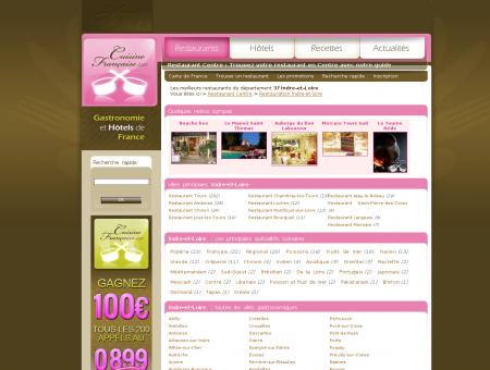Restaurant Centre : Trouvez votre restaurant...
