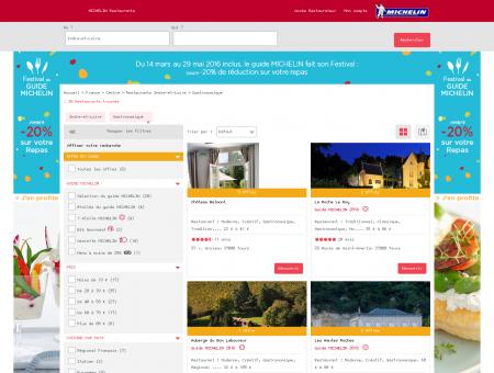 Restaurants Gastronomiques - Indre-et-Loire ...