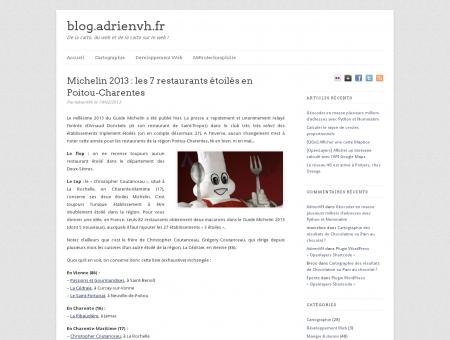 Michelin 2013 : les 7 restaurants étoilés en...