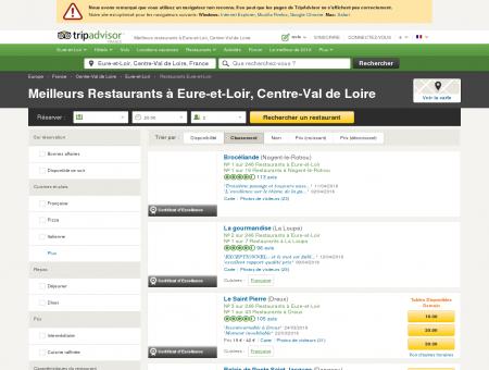 Les 10 meilleurs restaurants à Eure-et-Loir -...