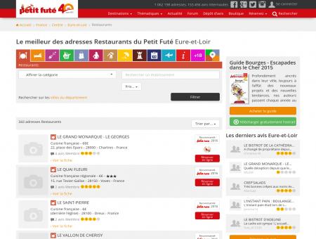 Restaurants Eure-et-Loir, le meilleur des...