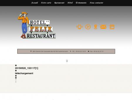Hôtel Restaurant à Castelsarrasin, Tarn-et...