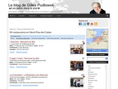 Les restaurants en Nord-Pas-de-Calais   Le...