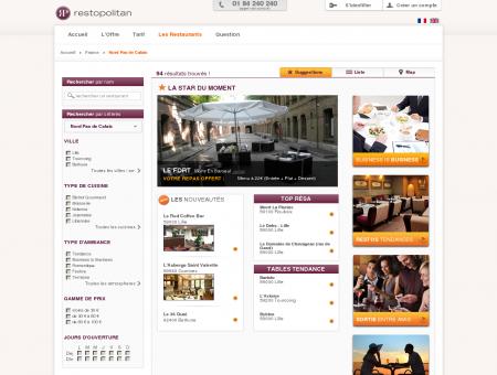 Restaurant Nord Pas de Calais - Liste de...