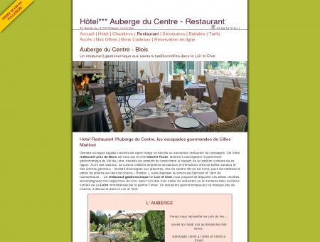 Restaurant Gastronomique Loir et Cher Hotel...