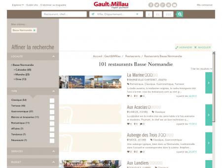 restaurant basse-normandie