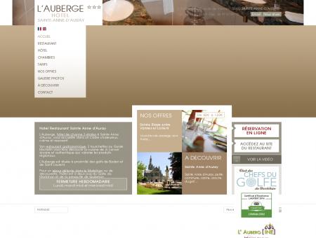 Hotel Sainte Anne d'Auray Restaurant...