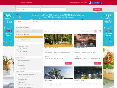 Restaurants 83270 Saint-Cyr-sur-Mer -...