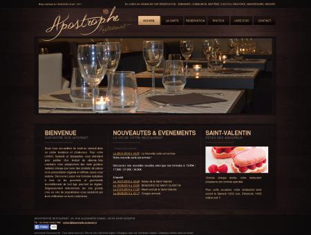 Apostrophe Restaurant - Saint-Quentin