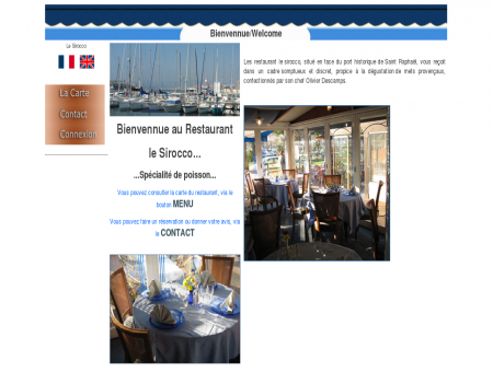 restaurant saint-rapha�l