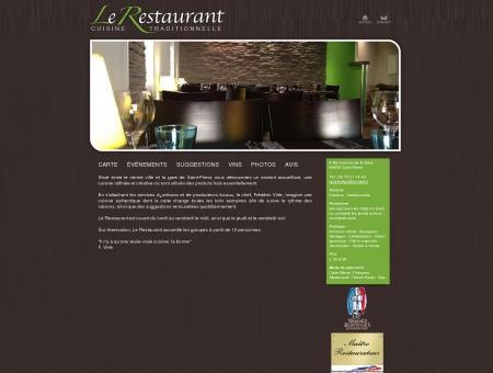 Restaurant Le Restaurant - Saint-Priest