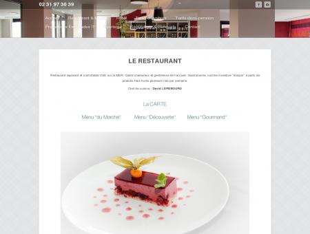 Hôtel Saint Aubin - Restaurant & Menus