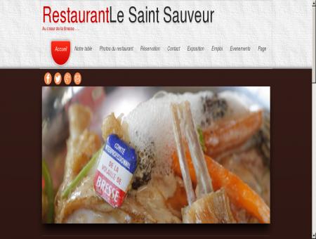 Restaurant le saint sauveur