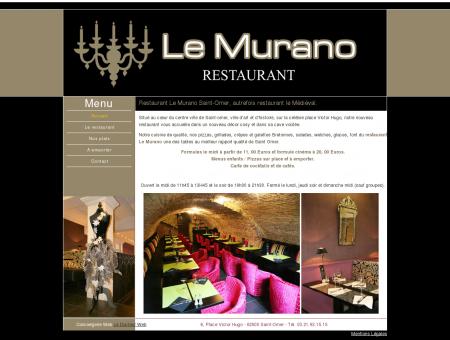 Restaurant Saint-Omer - Le Murano