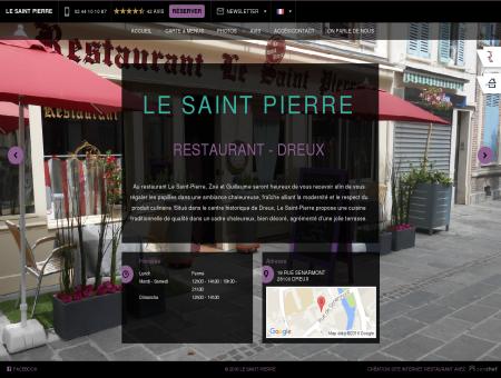 LE SAINT PIERRE - DREUX|Avis, réservez en ligne