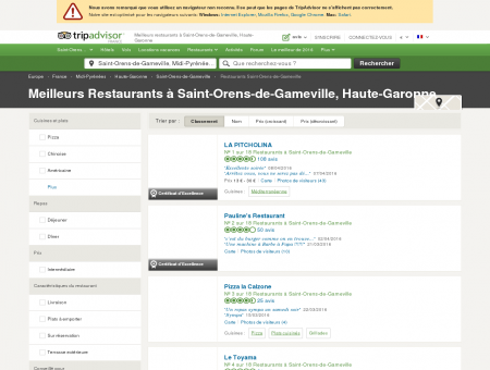 Les 10 meilleurs restaurants à Saint-Orens-de...