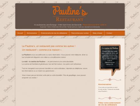 Pauline's Restaurant à Saint-Orens-de-Gameville