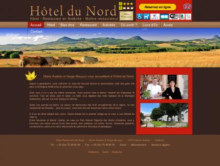 Hôtel Restaurant Ardèche - Site officiel de...
