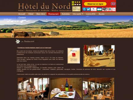 Restaurant Montagne Ardéchois - Hôtel...