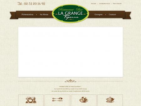 La Grange Foyenne - restaurant à Sainte Foy...
