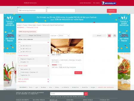 Restaurants 73640 Sainte-Foy-Tarentaise -...