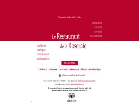 Restaurant de la Roseraie - Pyrénées Pau...