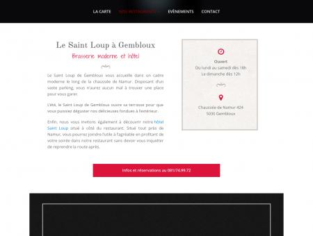 Gembloux - Le Saint Loup