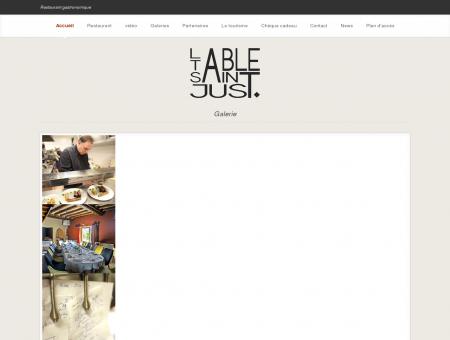 Restaurant gastronomique - galerie photos...