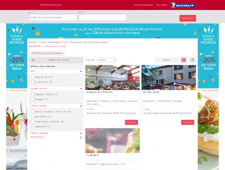 Restaurants 42170 Saint-Just-Saint-Rambert -...